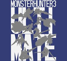Monster Hunter 3 Ultimate - Crew Unisex T-Shirt