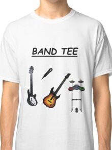 Band Tee Classic T-Shirt