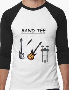 Band Tee Men's Baseball ¾ T-Shirt