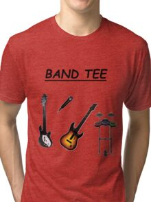 Band Tee Tri-blend T-Shirt
