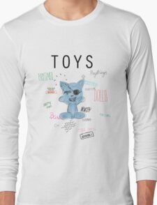Ted! Long Sleeve T-Shirt