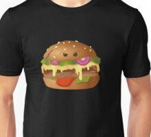 Angry Burger Unisex T-Shirt