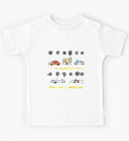 Cars! Kids Tee