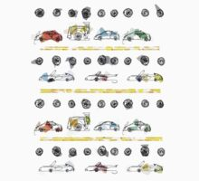 Cars pattern! by Banarn