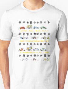 Cars pattern! T-Shirt