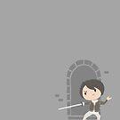 Arya Dancing by murphypop