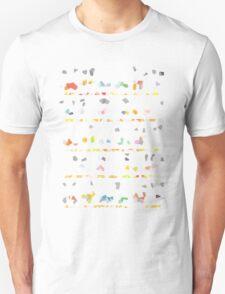 Crystal Cars! T-Shirt