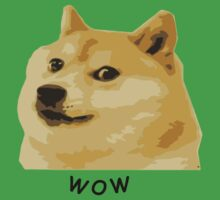 WOW Doge  Kids Clothes