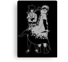 Uzumaki Naruto Canvas Print