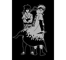Uzumaki Naruto Photographic Print