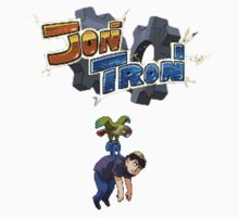 Fan-Made Jontron Shirt by Nadicat