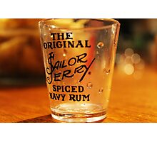 Sailor Jerry Photographic Print