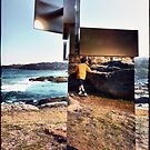 "Sculpture by the Sea 2013 - Koichi Ishino ""Sea Breeze"" by andreisky"