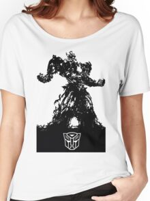 Transformers - Optimus Prime Women's Relaxed Fit T-Shirt