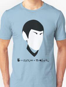 Spock Equation T-Shirt