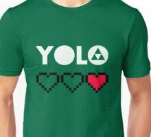 Zelda YOLO Unisex T-Shirt