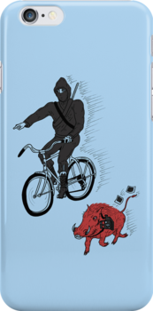 Ninja Speed Chase by SteveOramA
