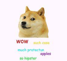 Doge phone case by McSlothington