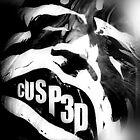 CUSP3D face b&w by CUSP1