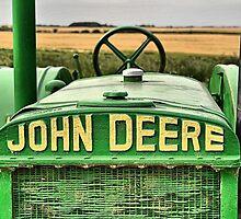 John Deere  by Steve St.Amand