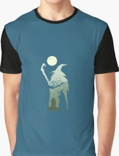 Gandalf - The Lord Of The Rings. Graphic T-Shirt