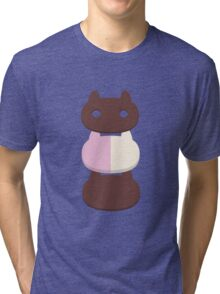 Cookie Cat - Steven Universe Tri-blend T-Shirt