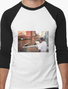 Painter Man  Men's Baseball ¾ T-Shirt