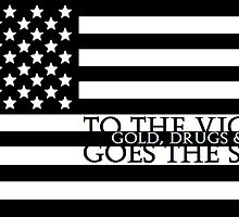 Gold, Drugs, & Oil x Cusp1 by CUSP1