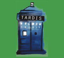 Tardis! Kids Clothes