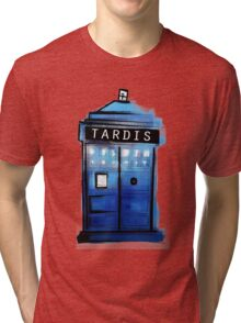 Tardis! Tri-blend T-Shirt