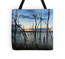 Twisted Twilight Tote Bag
