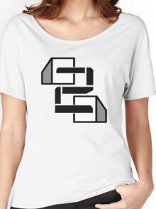Big Blocks Women's Relaxed Fit T-Shirt