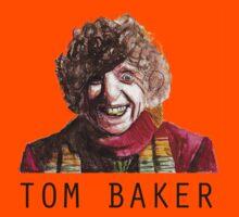 Tom Baker! Kids Tee