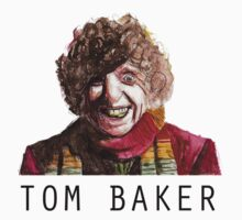 Tom Baker! by Banarn