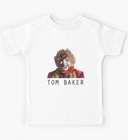 Tom Baker! Kids Tee