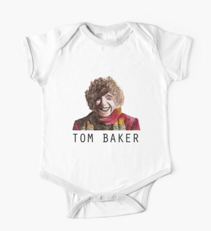 Tom Baker! One Piece - Short Sleeve