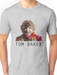 Tom Baker! Unisex T-Shirt