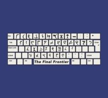 Klingon Keyboard by mothofwar