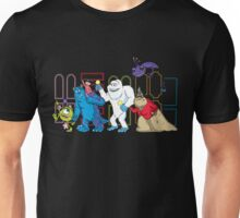 Where The Wild Monsters Are Unisex T-Shirt