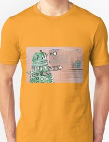 Doctor Who!  Unisex T-Shirt