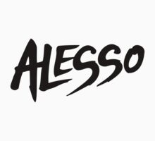 Alesso Logo by N3ON