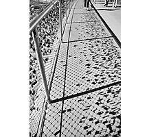 Bridge of Love Photographic Print