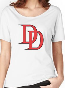 Daredevil Logo Women's Relaxed Fit T-Shirt
