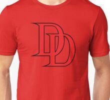 Daredevil Logo Unisex T-Shirt