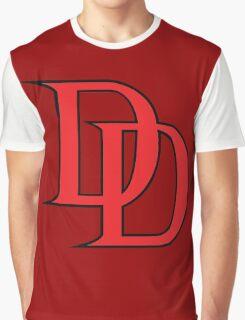 Daredevil Logo Graphic T-Shirt