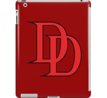 Daredevil Logo iPad Case/Skin