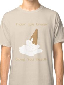 Floor Ice Cream Gives You Health - Kid Icarus Classic T-Shirt