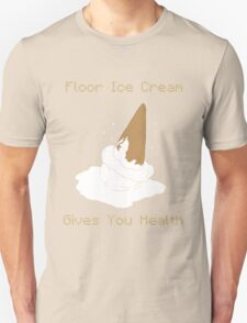 Floor Ice Cream Gives You Health - Kid Icarus T-Shirt