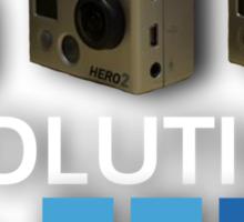 GoPro Evolution Sticker