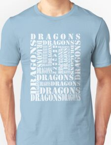 """Dragons Dragons"" T-Shirt T-Shirt"